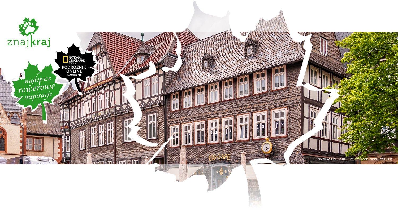 Na rynku w Goslar