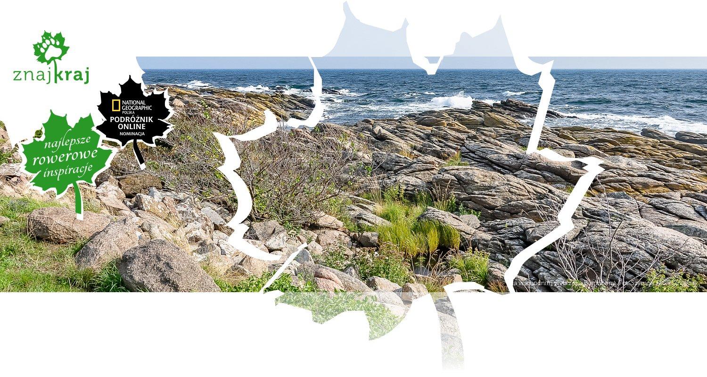 Na wschodnim wybrzeżu Bornholmu