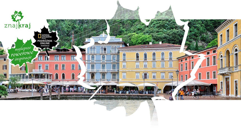 Nadwodne promenady w Riva del Garda