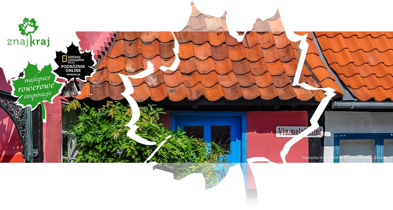 Najwęższy dom w Ronne