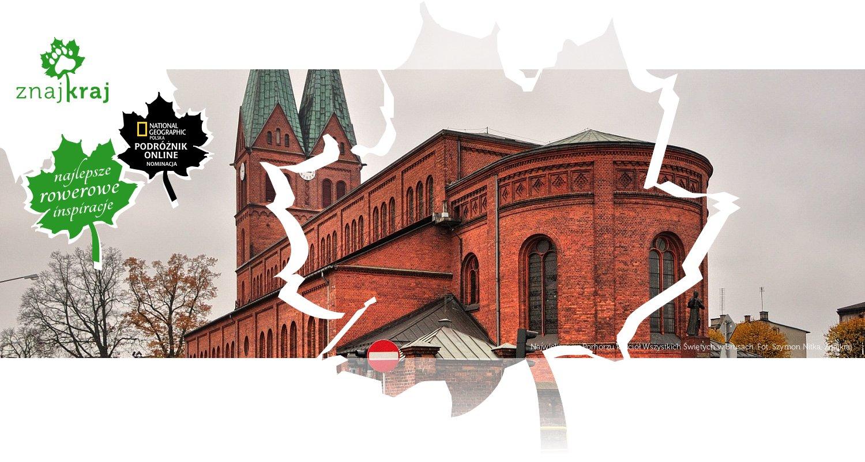 Największy na Pomorzu kościół Wszystkich Świętych w Brusach