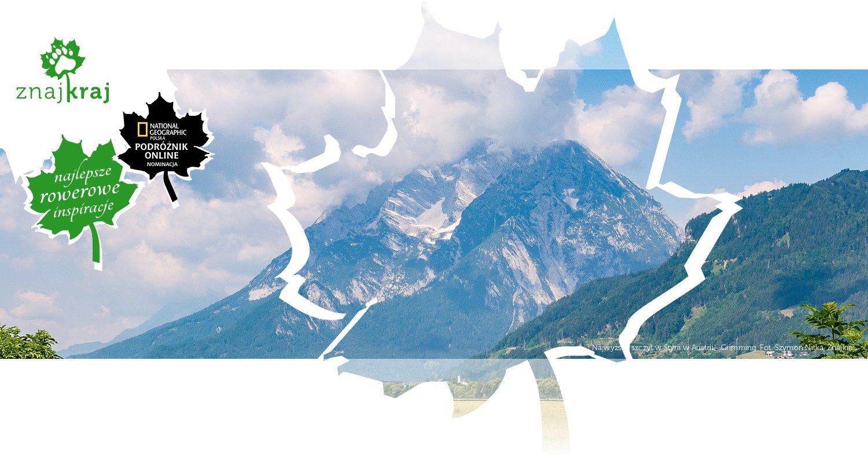 Najwyższy szczyt w Styrii w Austrii - Grimming