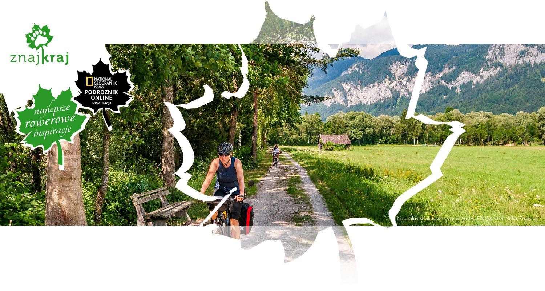 Naturalny szlak rowerowy w Austrii