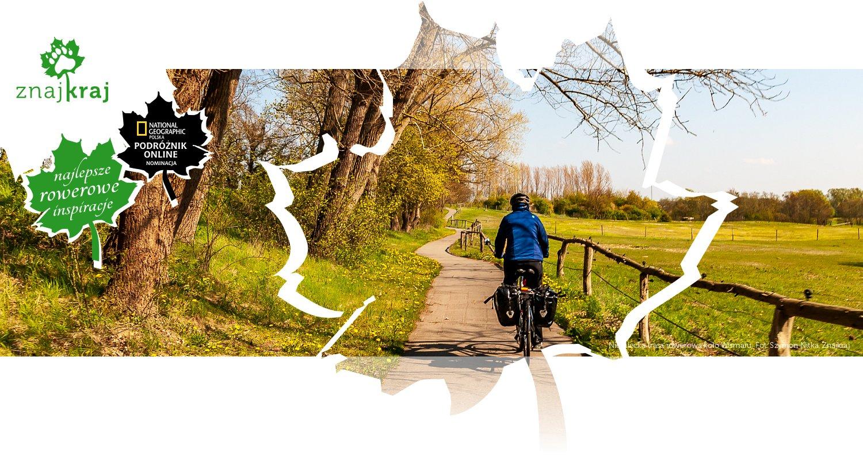 Niemiecka trasa rowerowa koło Wismaru