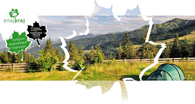 Nocleg na przełęczy Prislop