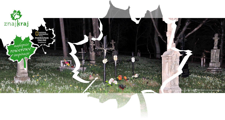 Nocna wizyta na cmentarzu