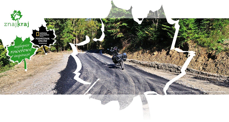 Nowa droga asfaltowa na Słowacji