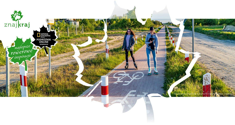 Nowa droga rowerowa w Pucku