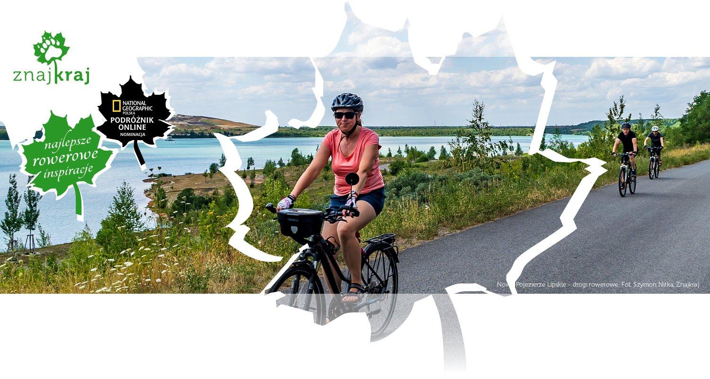 Nowe Pojezierze Lipskie - drogi rowerowe