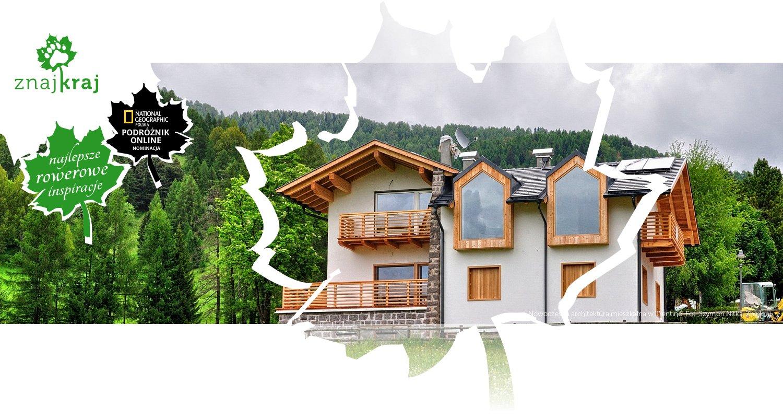 Nowoczesna architektura mieszkalna w Trentino