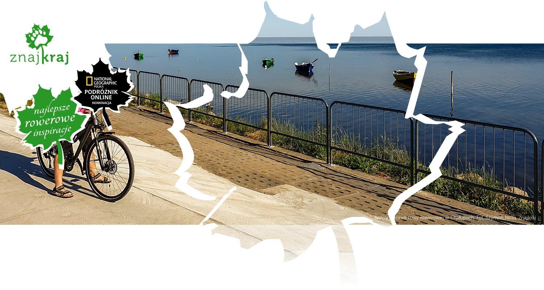 Nowy odcinek trasy rowerowej w Chałupach
