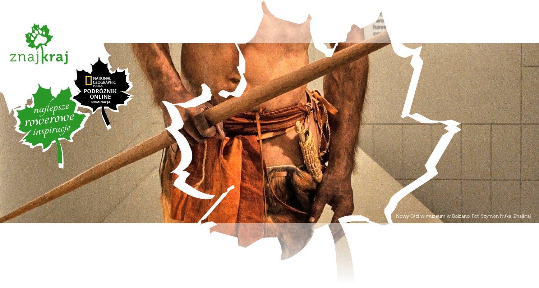 Nowy Ötzi w muzeum w Bolzano