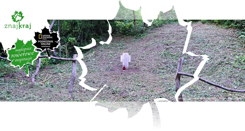 Odsłonięty cmentarz w forcie Helicha