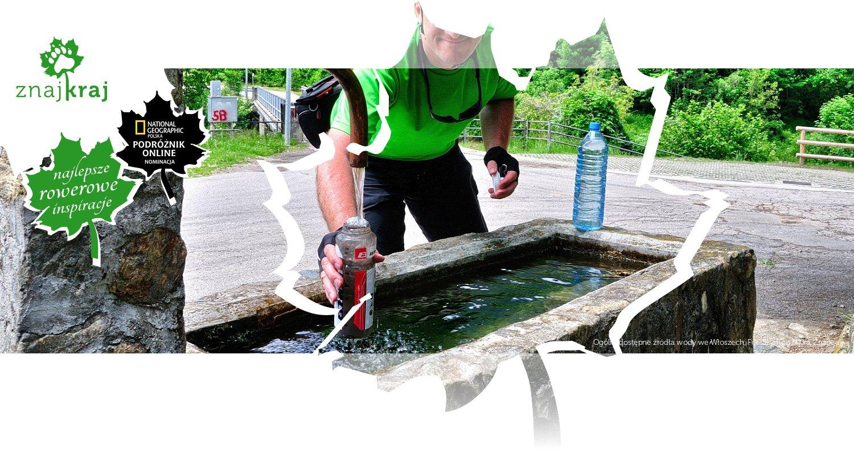 Ogólnodostępne źródła wody we Włoszech
