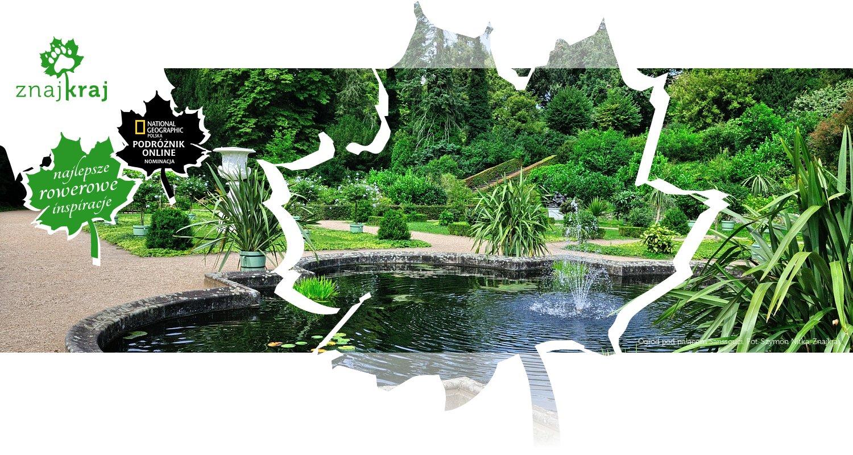 Ogród pod pałacem Sanssouci