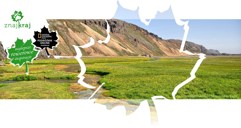 Okolice Landmannalaugar