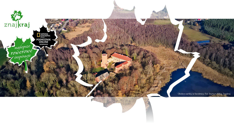 Okolice zamku w Swobnicy