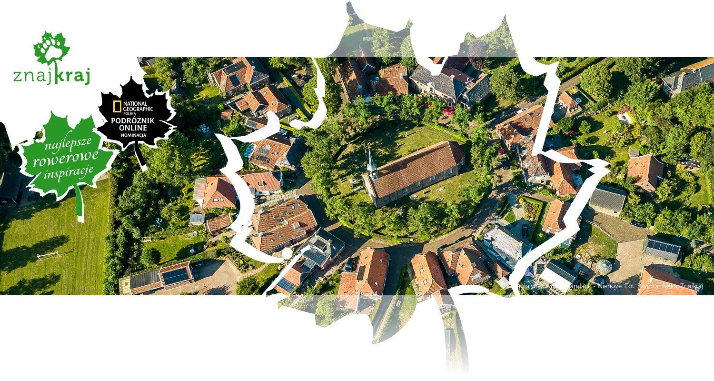 Okrągła wieś w Niderlandach - Niehove