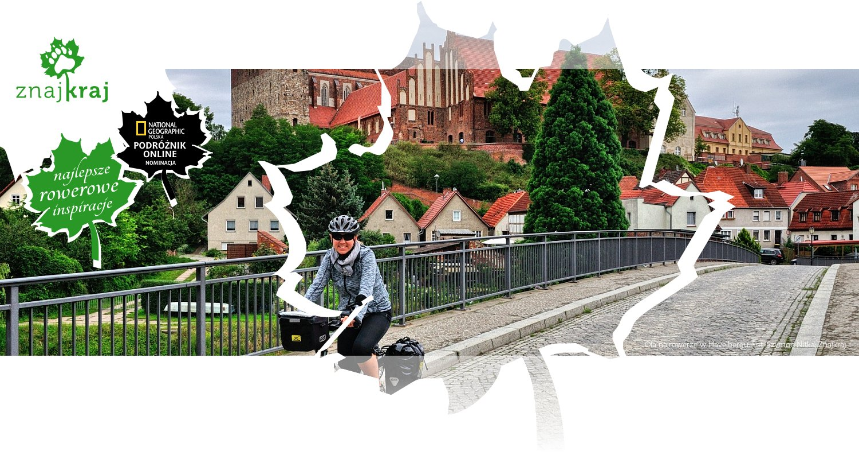 Ola na rowerze w Havelbergu