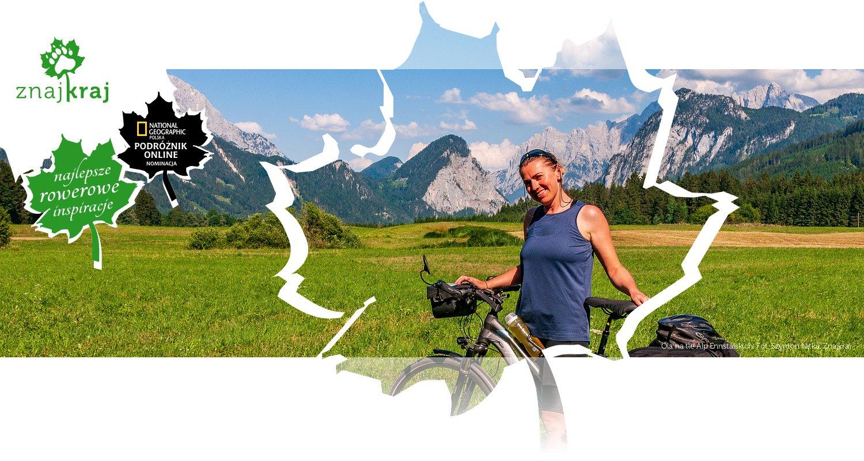 Ola na tle Alp Ennstalskich