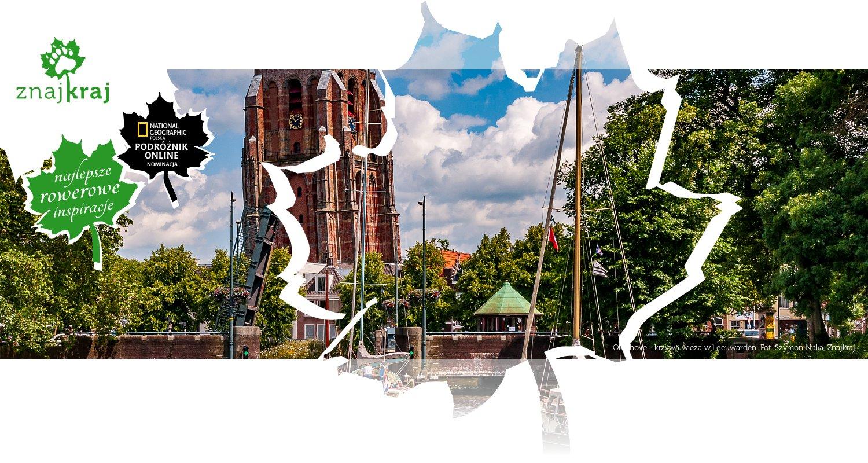 Oldehove - krzywa wieża w Leeuwarden