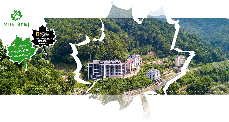 Opuszczone sanatoria w Żegiestowie-Zdroju