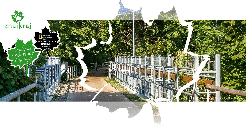 Oryginalne bariery na Żelaznym Szlaku Rowerowym