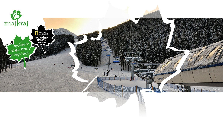 Ośrodek narciarski Rohacze - Spalena dolina