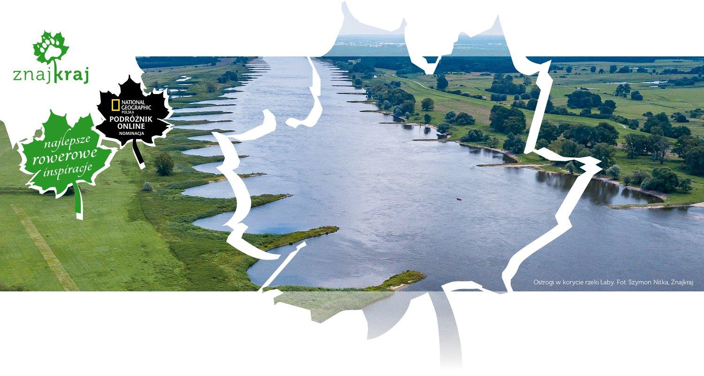 Ostrogi w korycie rzeki Łaby