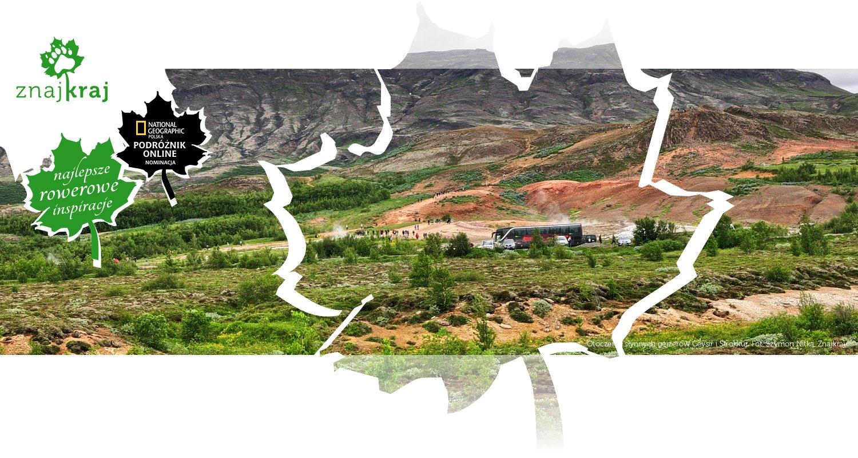 Otoczenie słynnych gejzerów Geysir i Strokkur