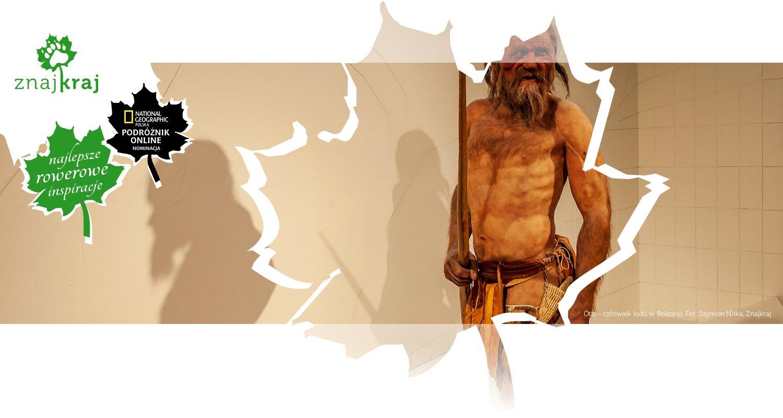 Ötzi - człowiek lodu w Bolzano