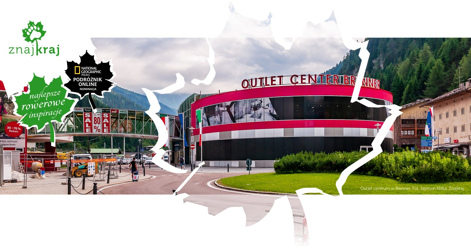 Outlet centrum w Brenner