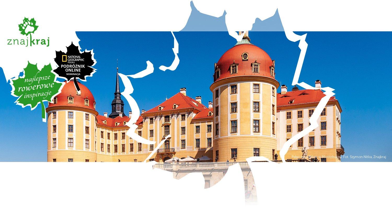 Pałac na wodzie w Moritzburgu