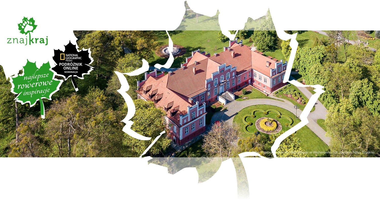 Pałac Przebendowskich i Park Miejski w Wejherowie