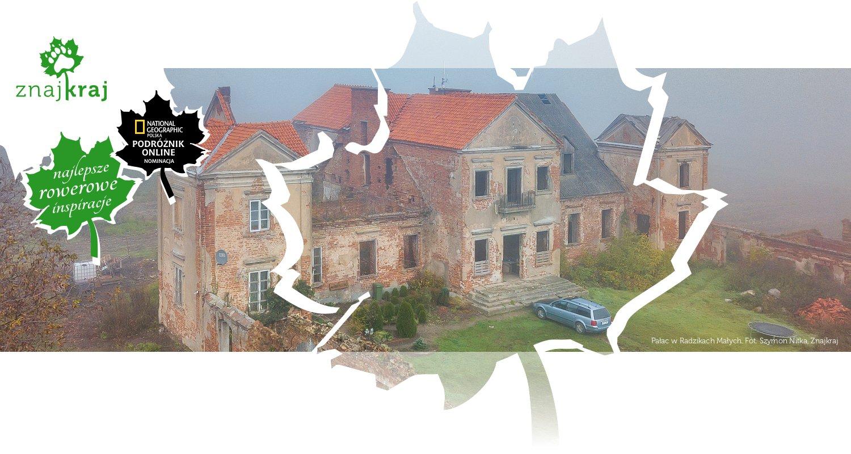 Pałac w Radzikach Małych