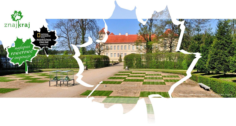 Pałacowy park - Rheinsberg