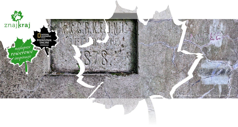 Pamiątkowa tablica - fort Helicha