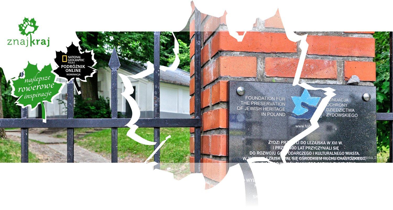 Pamiątkowa tablica na cmentarzu w Leżajsku