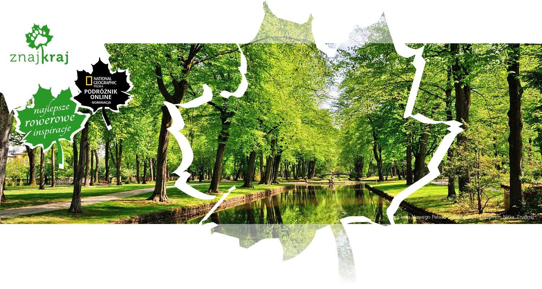 Park koło Nowego Pałacu w Bayreuth
