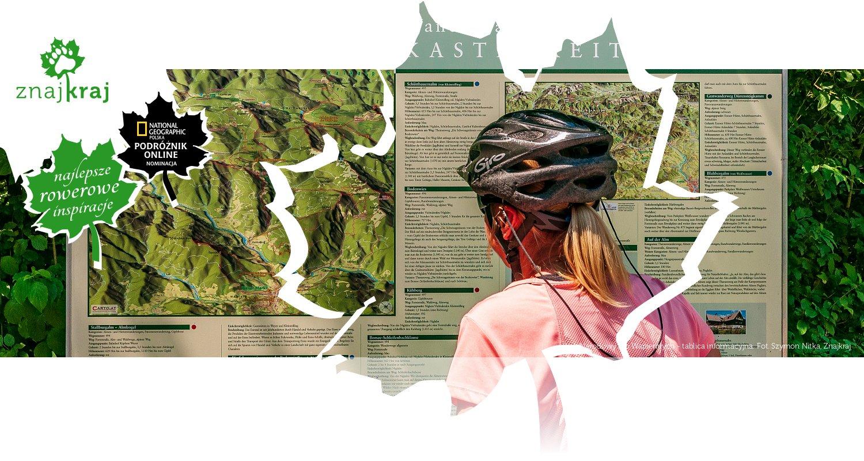 Park Narodowy Alp Wapiennych - tablica informacyjna