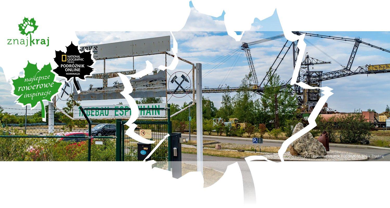 Park Techniki Górniczej pod Lipskiem - wejście