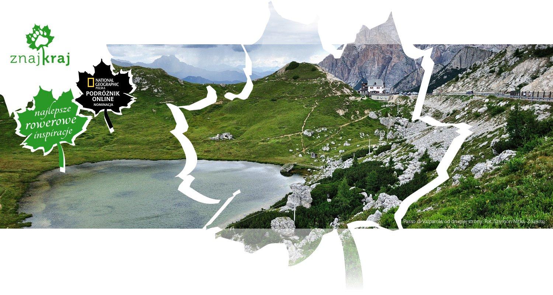 Passo di Valparola od drugiej strony