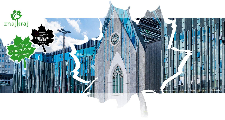 Paulinum - kościół uniwersytecki św. Pawła w Lipsku