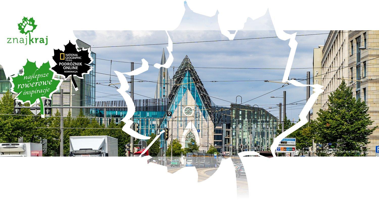 Paulinum w Lipsku - widok z daleka