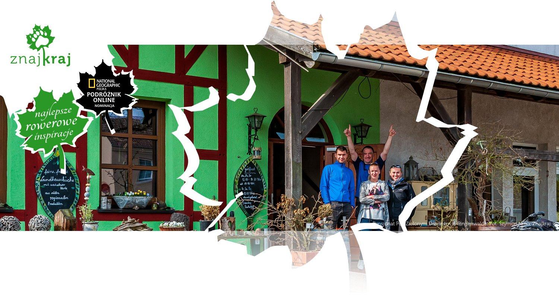 Pensjonat Pod Zielonym Drzewem w Ringenwalde