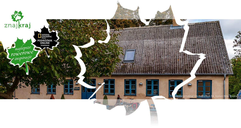 Pensjonat w Højerup koło Stevns Klint