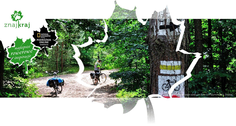 Piach na rowerowym szlaku po Jurze