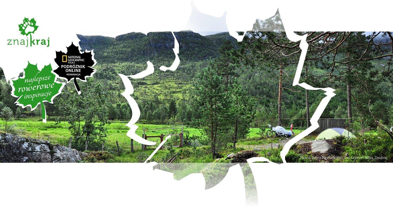 Piękna dolina Heimestolen