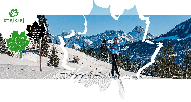 Piękny alpejski krajobraz w Austrii