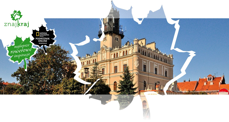 Piękny ratusz w Jarosławiu